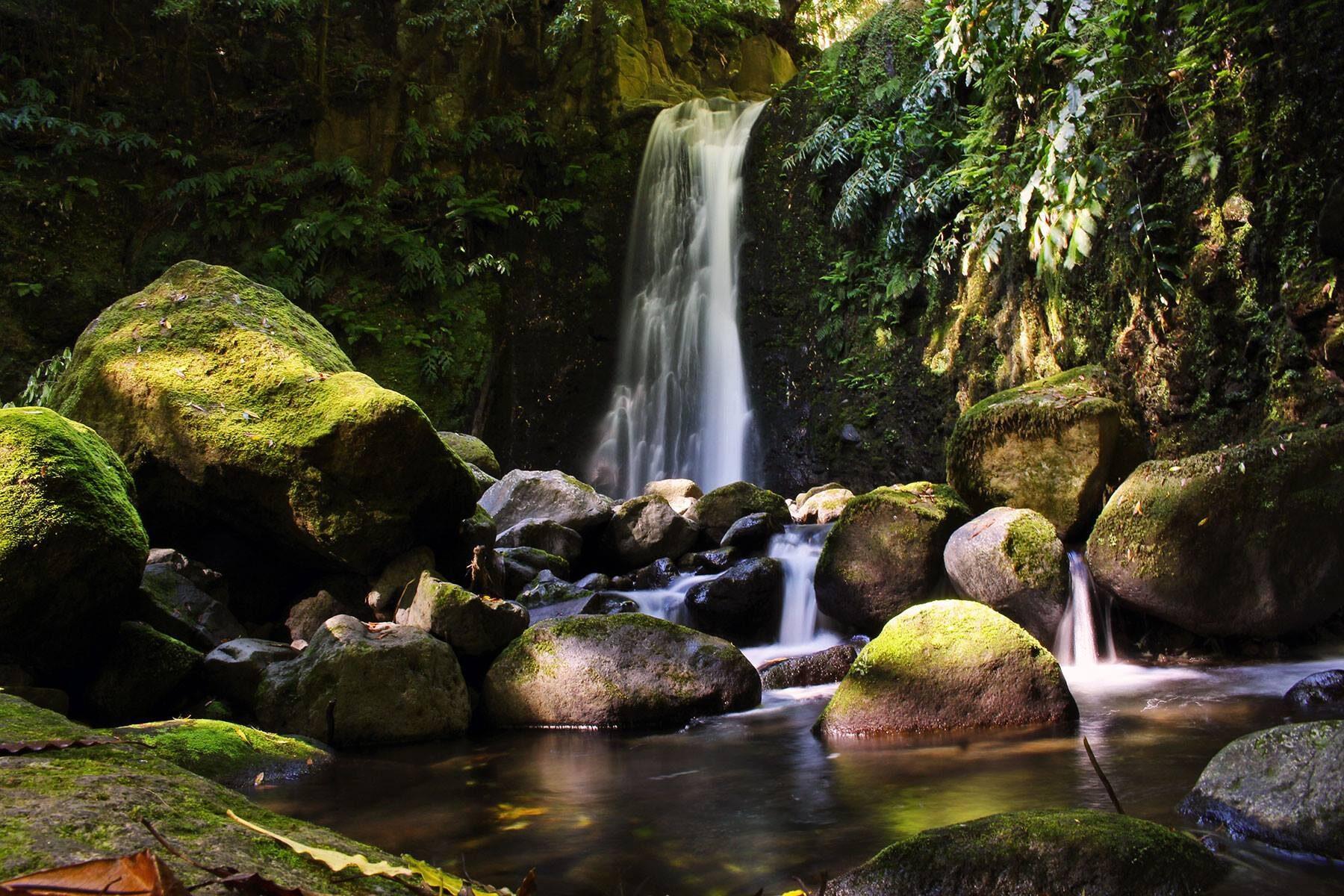 Cascata Salto do Prego – Faial da Terra