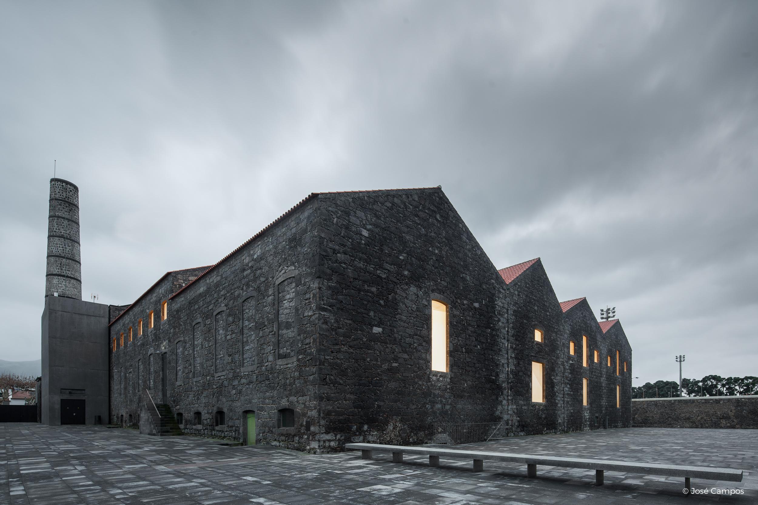 Centro de Artes Contemporâneas - Ponta Delgada - São Miguel, Açores