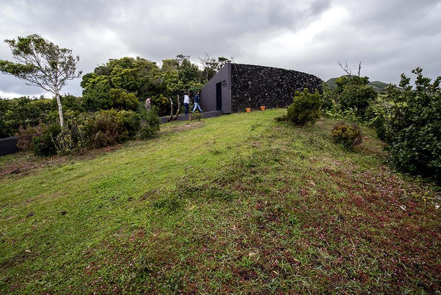 Centro de Visitantes Gruta das Torres, Pico - Açores