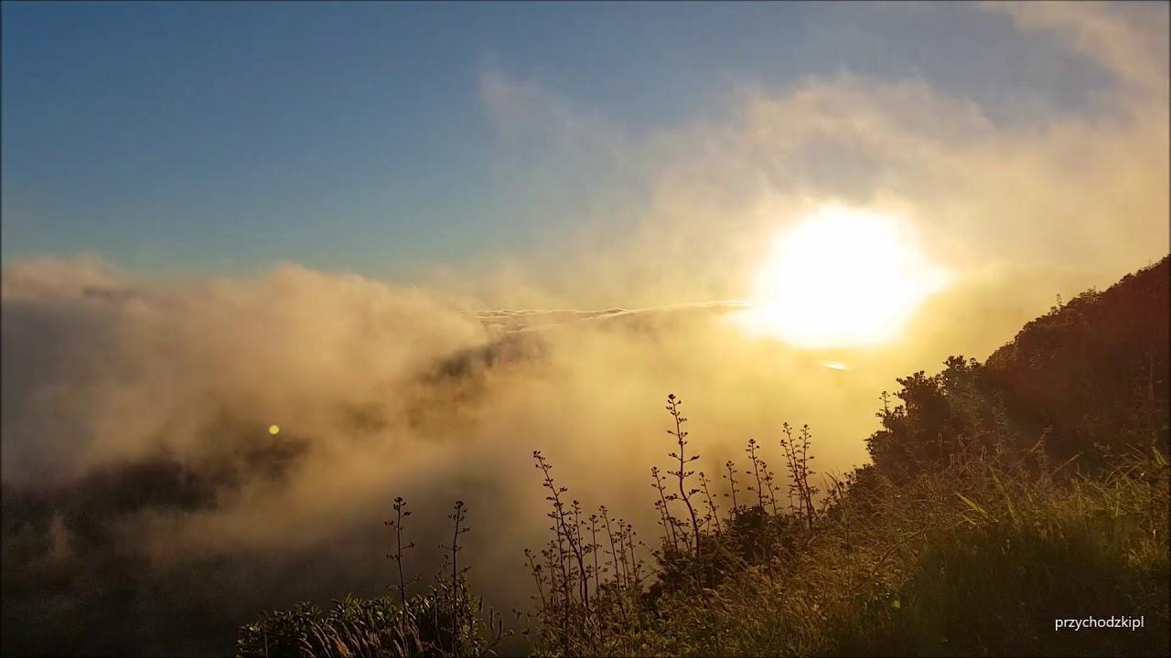 Pôr-do-Sol no Miradouro do Salto do Cavalo, magnífico!