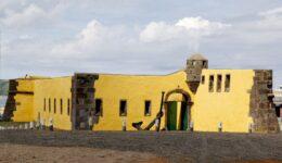 Forte de Santa Catarina (Cabo da Praia) – Ilha Terceira