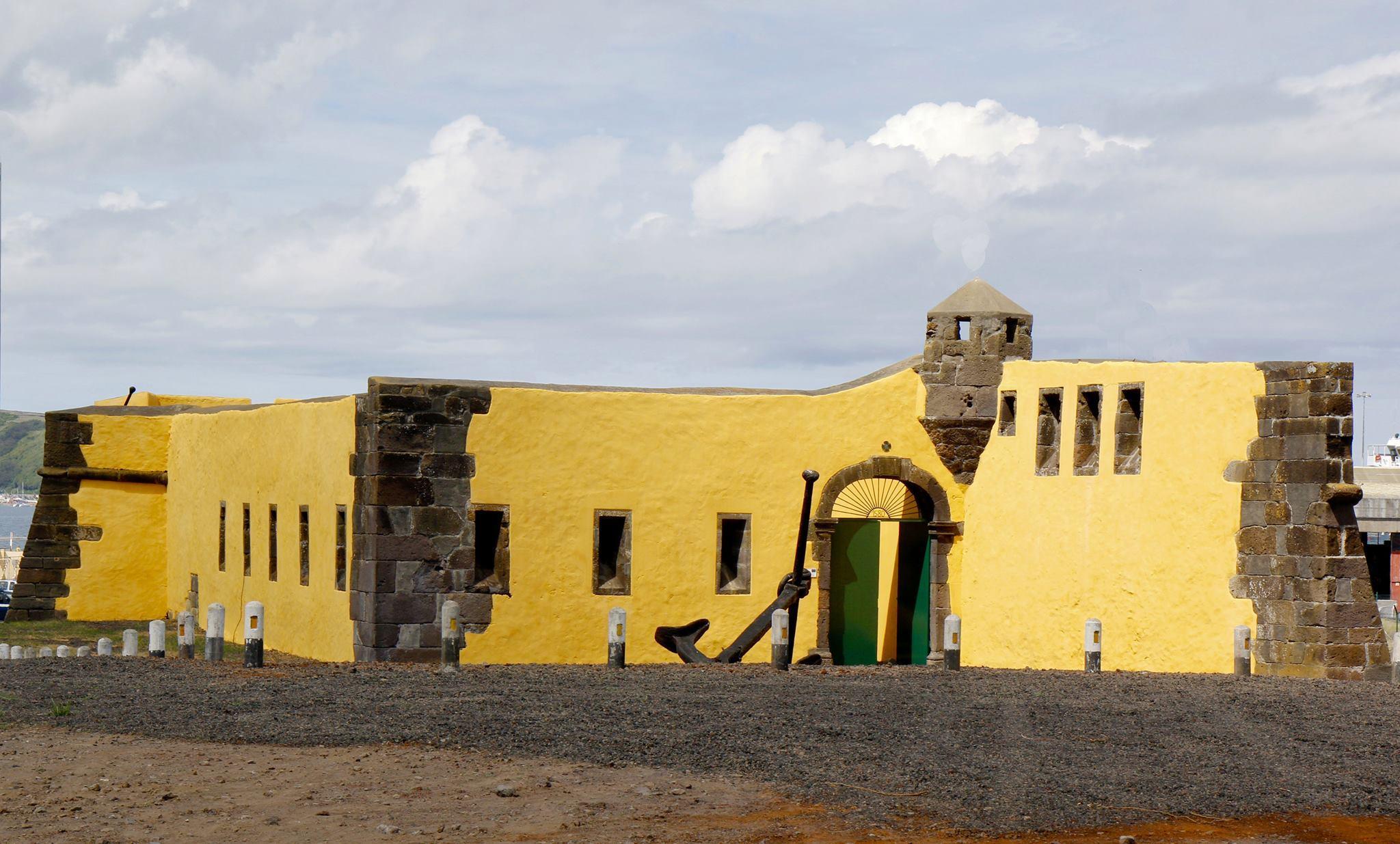 Forte de Santa Catarina - Praia da Vitória, Ilha Terceira - São Miguel, Açores