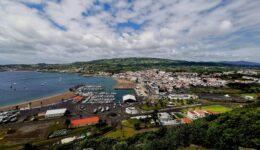 Miradouro do Facho, Praia da Vitória, Ilha Terceira (Açores)