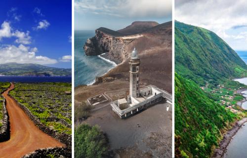 Ilhas do Triângulo | Pico, Faial e São Jorge | Voos + Alojamentos