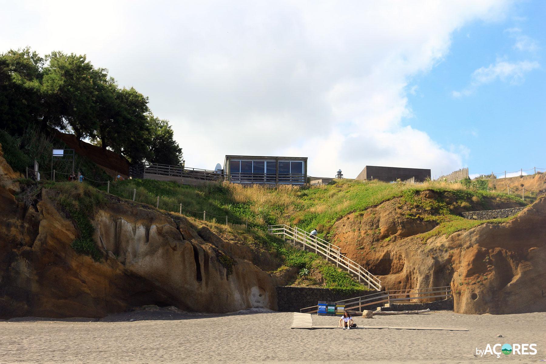 Beach Club Areal de Santa Bárbara, Ribeira Grande