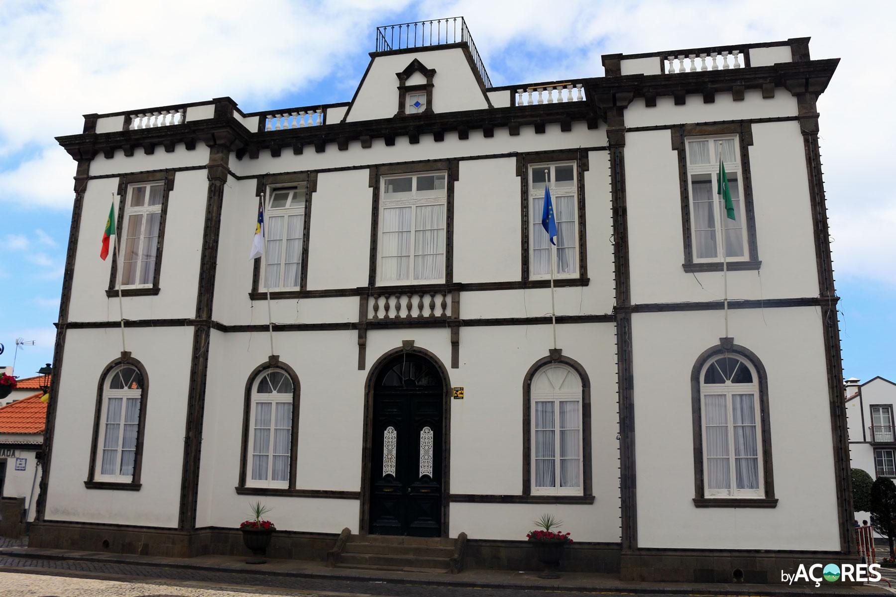 Câmara Municipal de Nordeste – Edifício