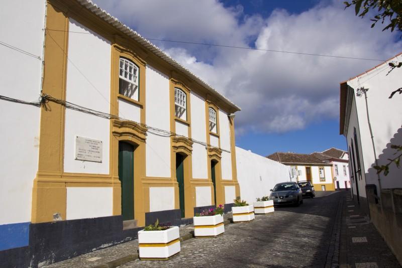 Casa Museu Vitorino Nemésio - Praia da Vitória, Ilha Terceira - Açores