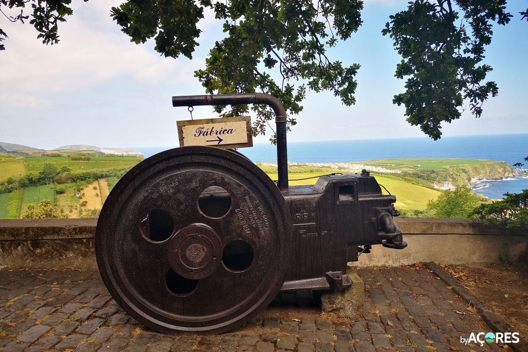 Fábrica de Chá Porto Formoso III