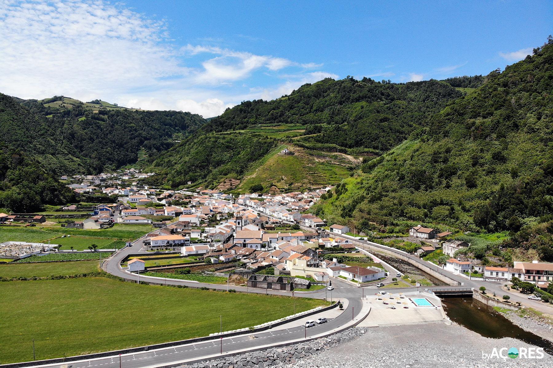 Faial da Terra - Povoação - Açores
