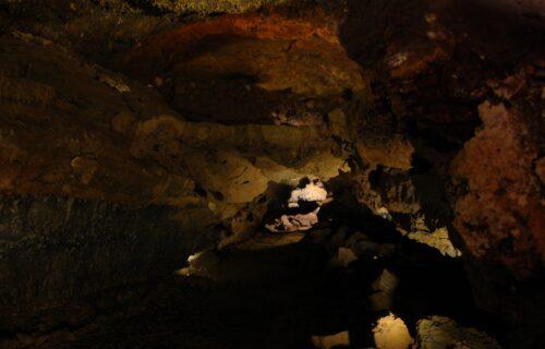 Gruta do Carvão – Ilha de São Miguel