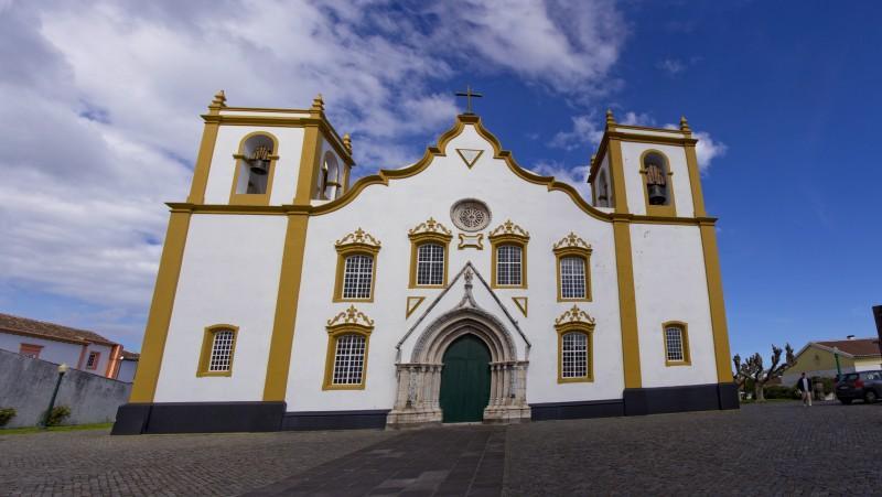 Igreja Matriz - Praia Vitória - Terceira, Açores