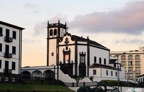 Igreja de São Pedro, Ponta Delgada