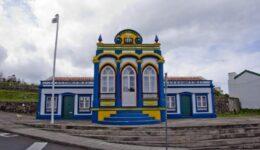 Império da caridade - Praia da Vitória - Terceira, Açores