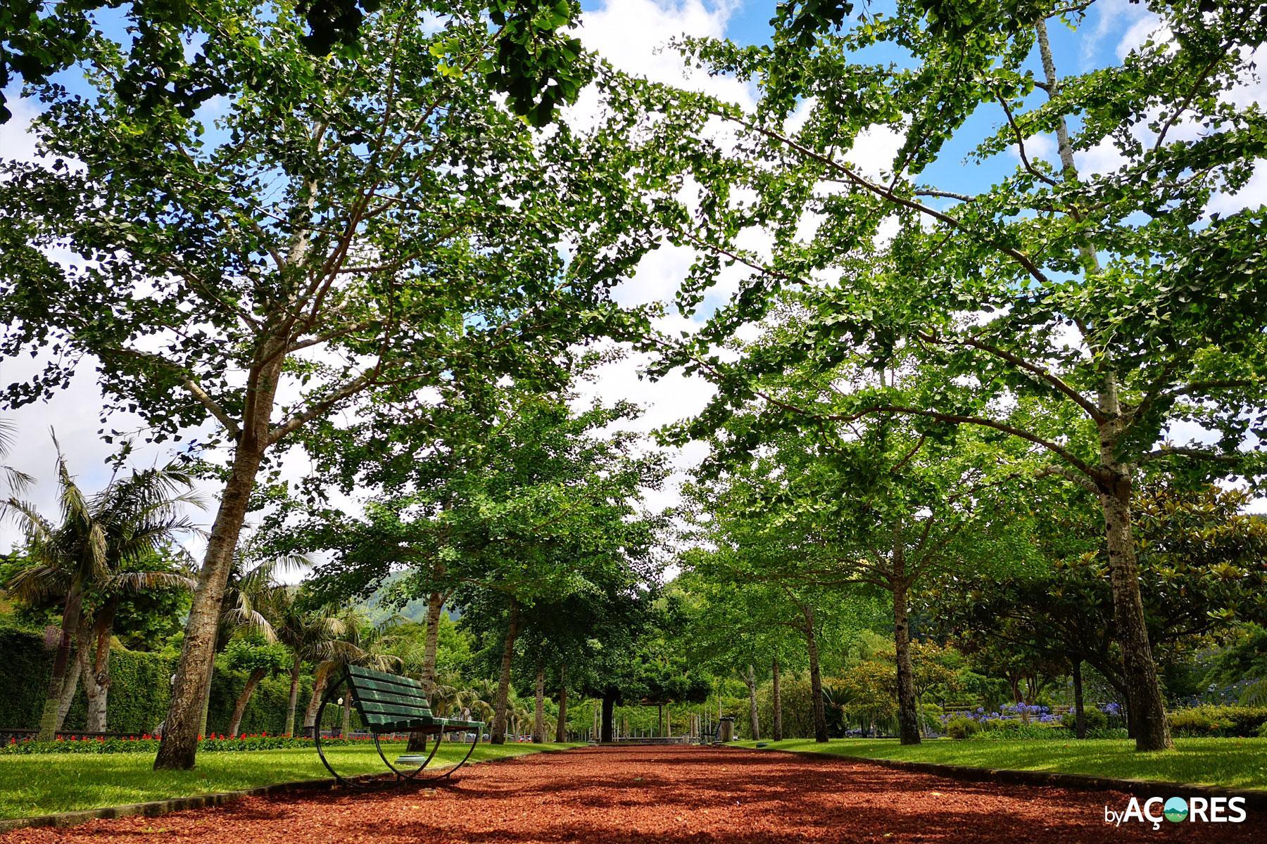 Jardim da Alameda, Furnas