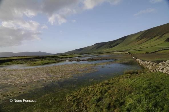 Lagoa do Junco, Praia da Vitória, Açores