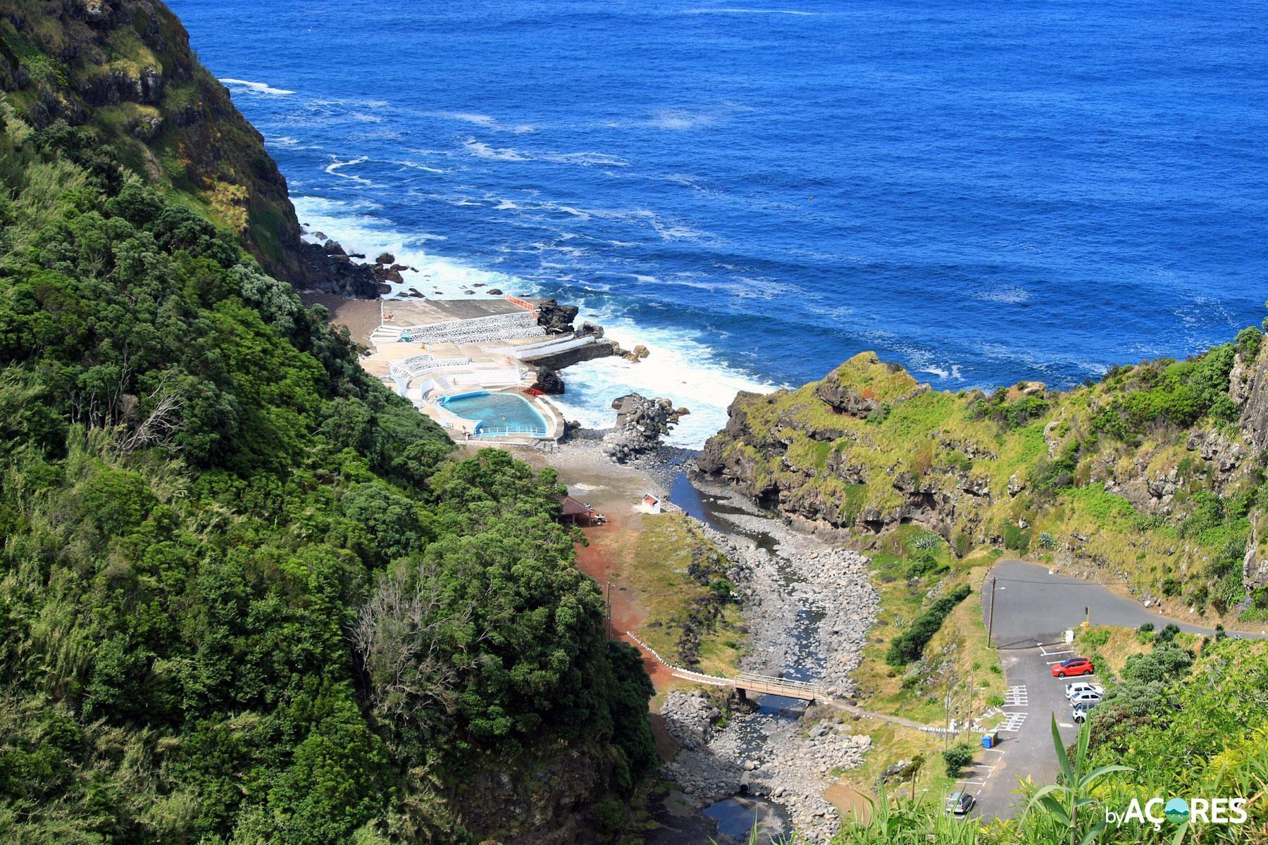 Boca da Ribeira – Vista do Miradouro