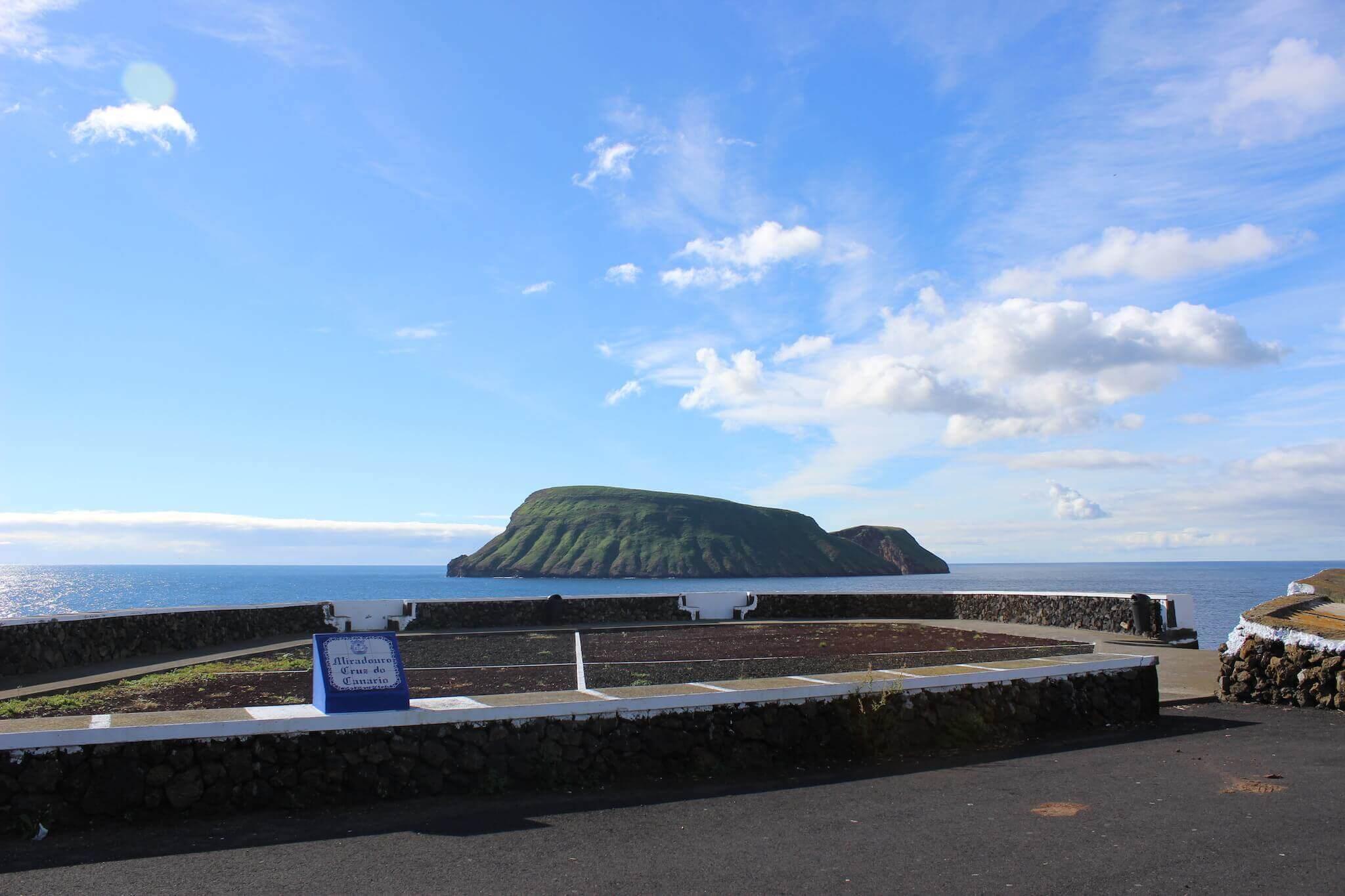 Miradouro da Cruz do Canário - Praia da Vitória, Terceira - Açores
