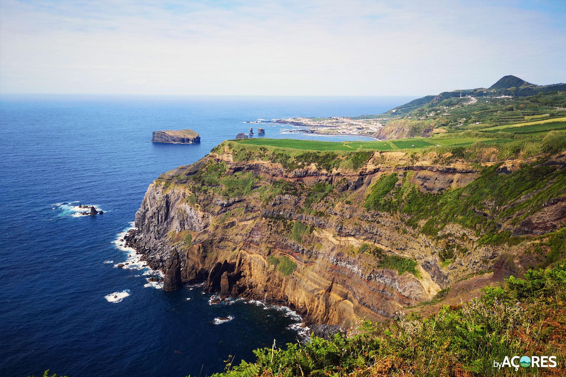 Mosteiros – Miradouro da Ponta do Escalvado