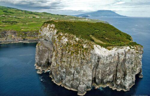 Morro de Castelo Branco – Ilha do Faial