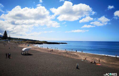 Praia das Milicias, Ponta Delgada