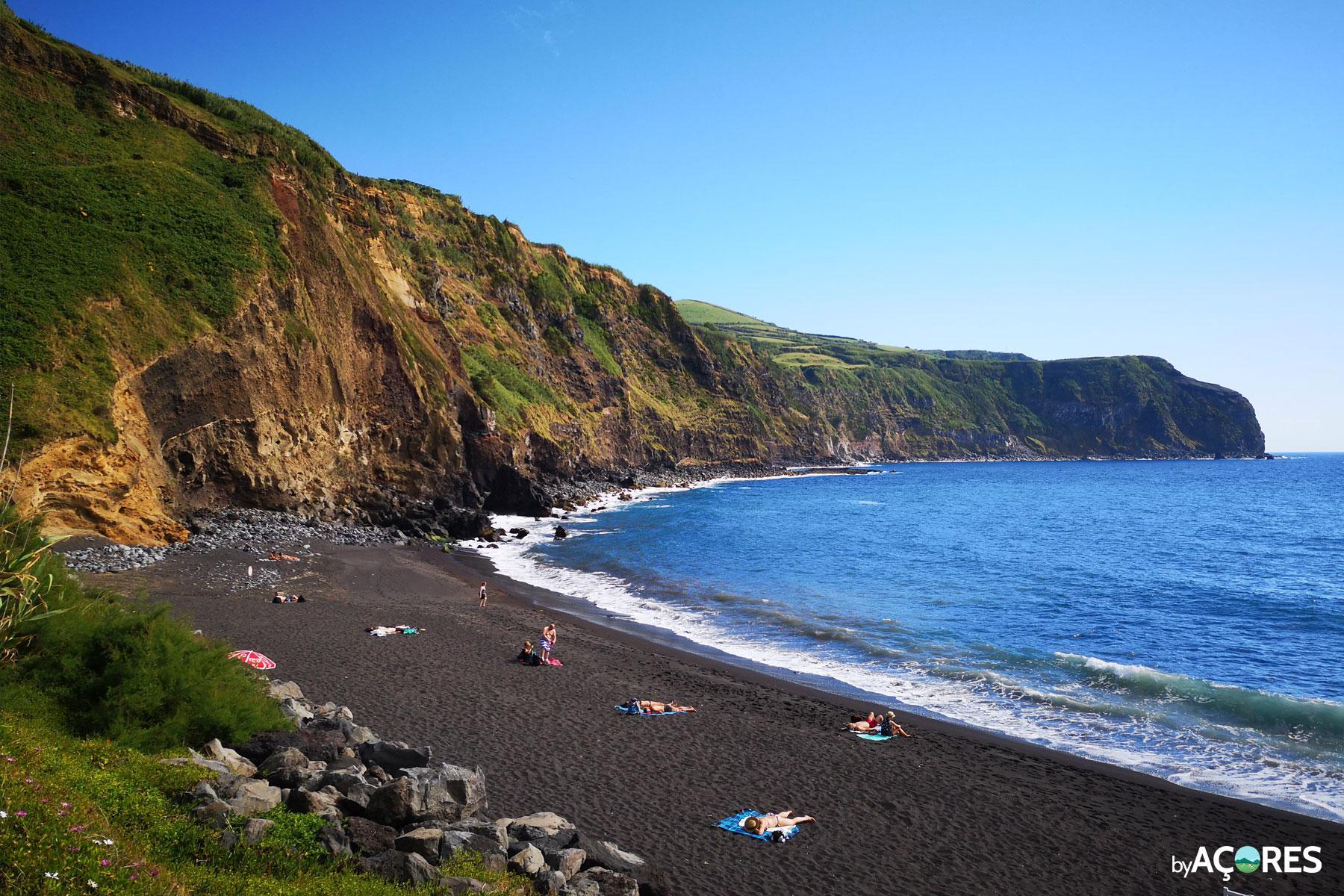 Praia dos Mosteiros - São Miguel, Açores