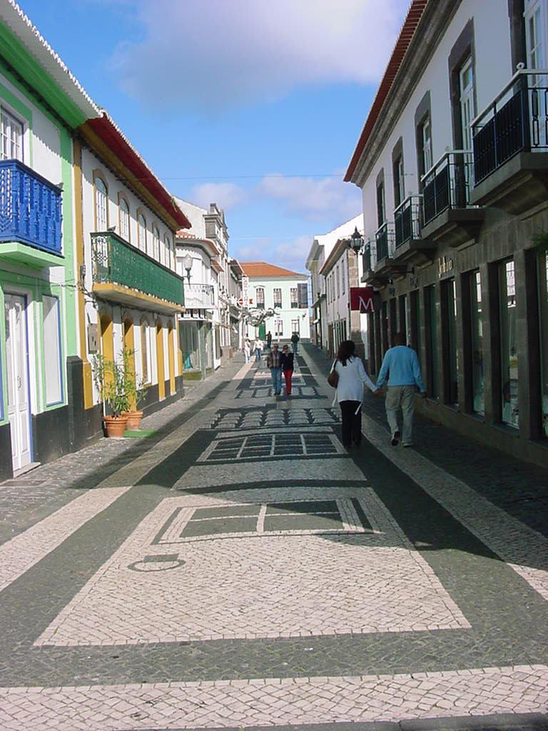 Rua de Jesus - Praia Vitória - Terceira, Açores