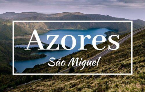 """""""São Miguel, um local único no Mundo"""""""
