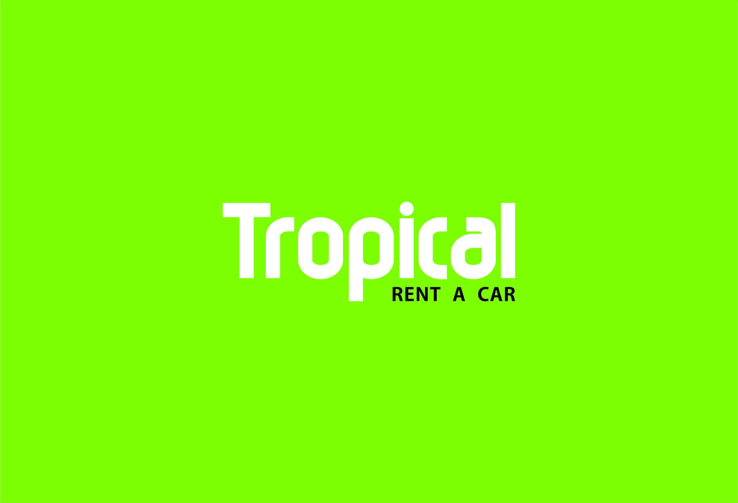 Rent a car Tropical