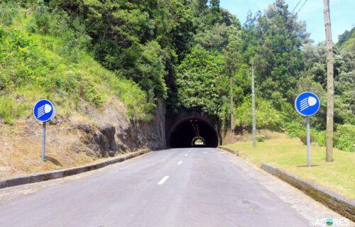 Túnel Ribeira Quente, Povoação