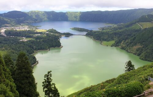 Lagoa das 7 Cidades