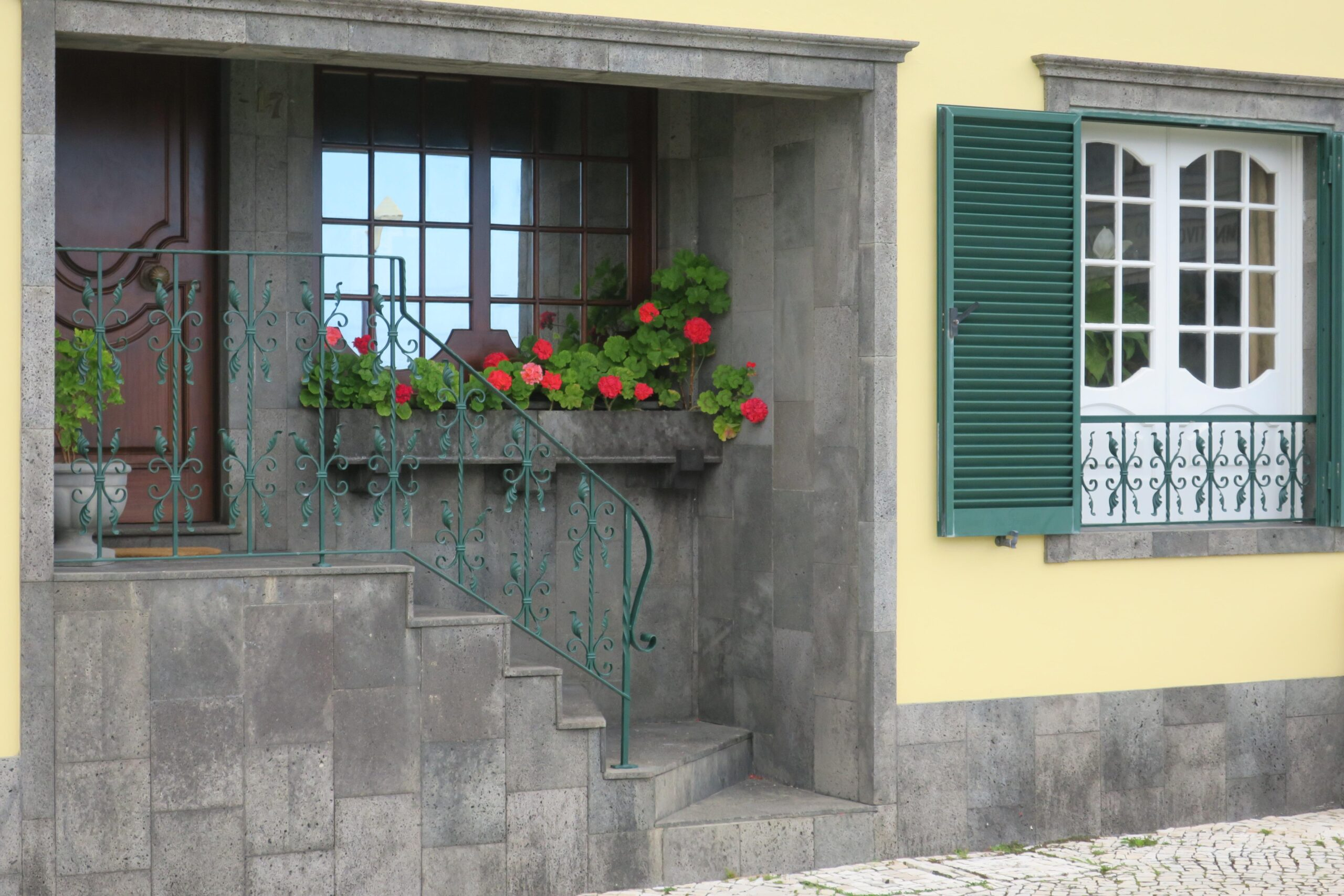 House in Povoacao
