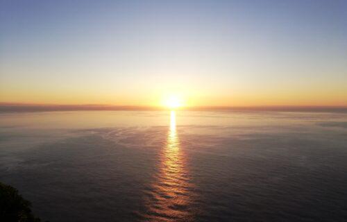 Nascer do Sol, Ponta da Madrugada