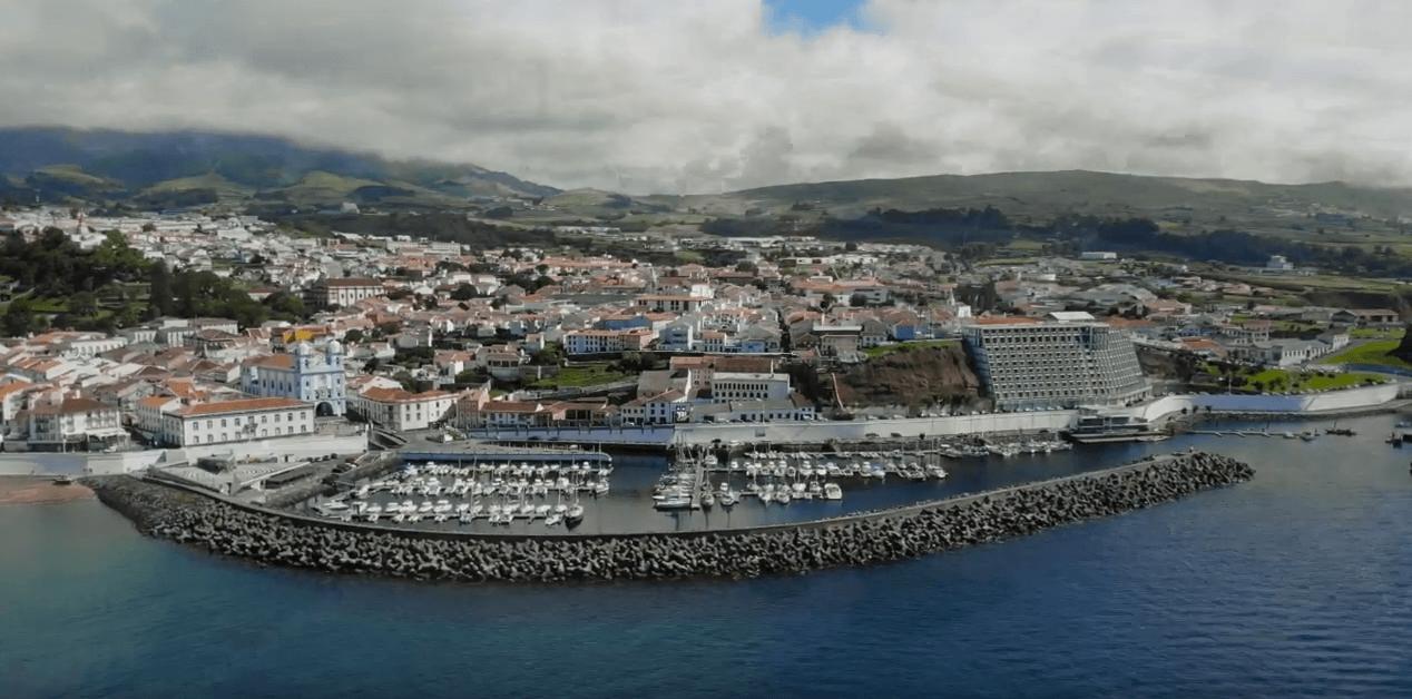 Magníficas imagens da Ilha Terceira