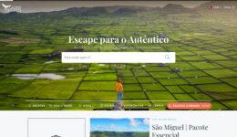 Como comprar pacote de viagem para os Açores com a Azores Getaways