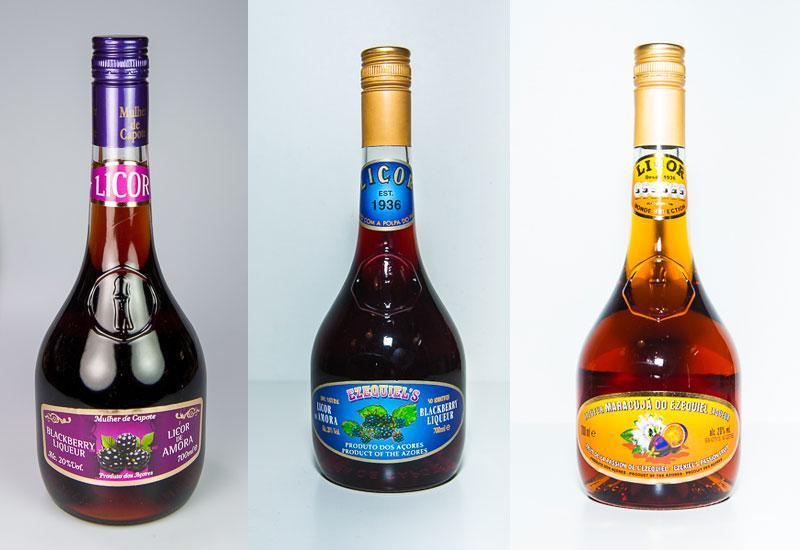 Licores dos Açores