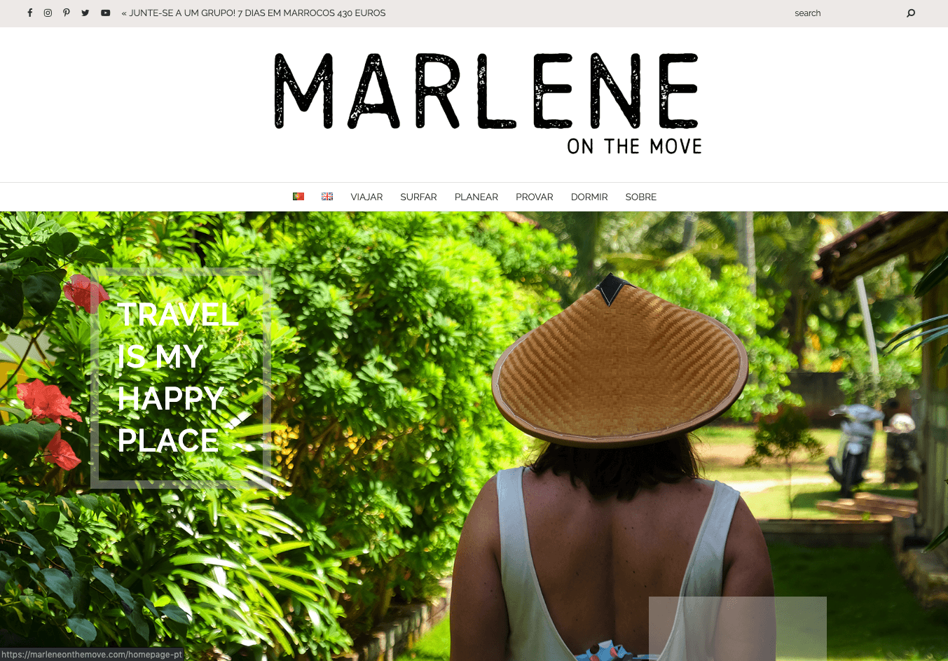 Marlene on the Move