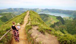 Viajar para os Açores com crianças