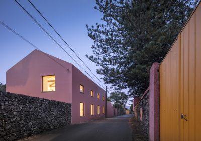 Pink House - São Miguel - Açores