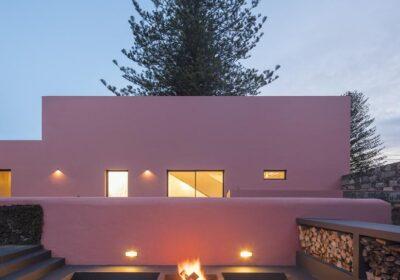 Pink House - São Miguel - Açores - Foto 03