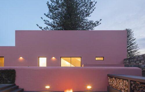 Pink House, an internationally renowned tourist resort