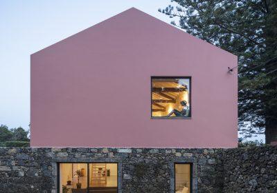 Pink House - São Miguel - Açores - Foto 02