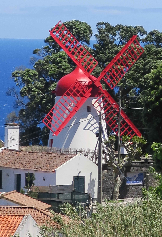 São Miguel Windmill