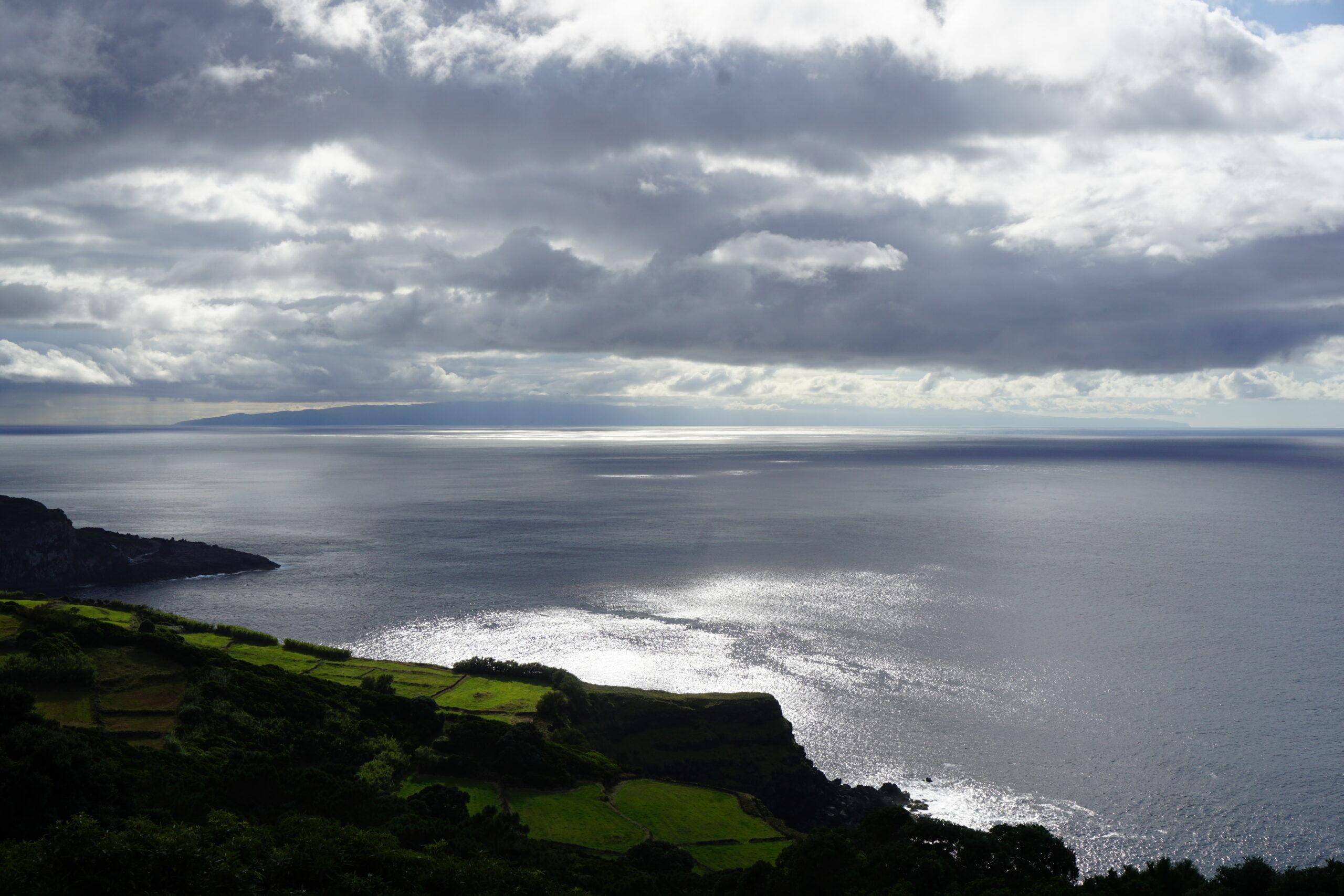 São Jorge visto de Ilha Terceira