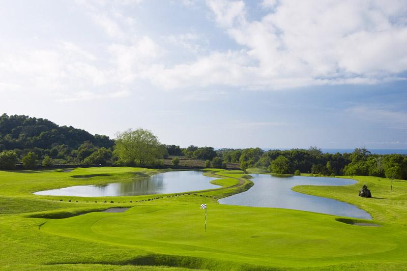 Campo de Golfe da Batalha - São Miguel, Açores