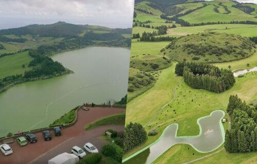 Lagoa das Furnas & golfe - São Miguel - Azores