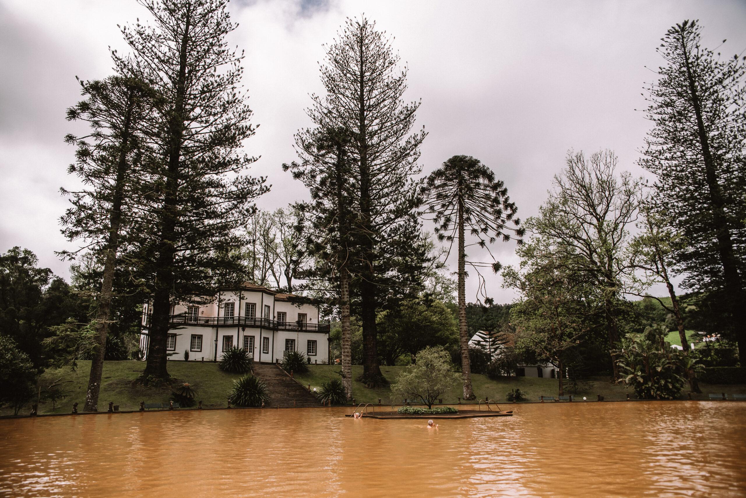 Parque Terra Nostra – Piscina Termal