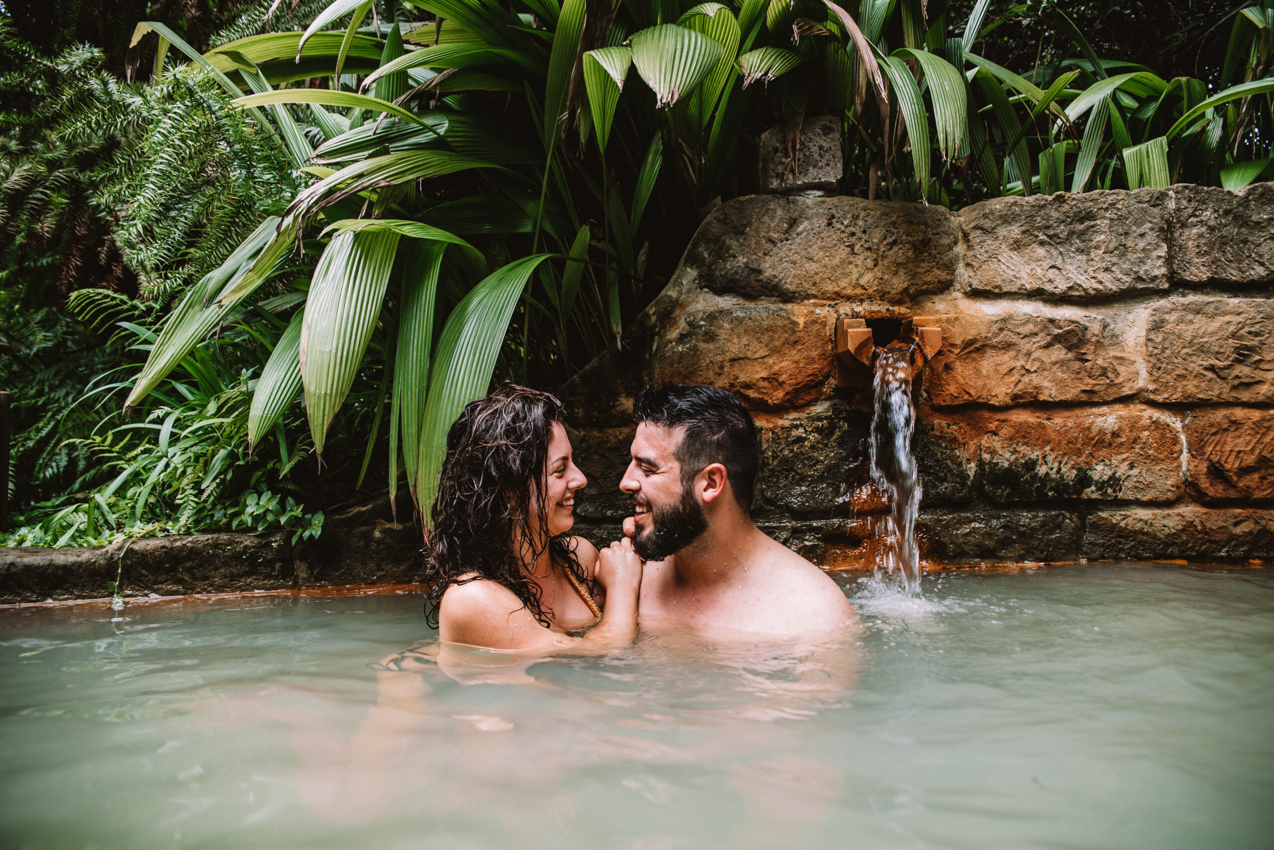 Jacuzzi Parque Terra Nostra – Love Is In The Air