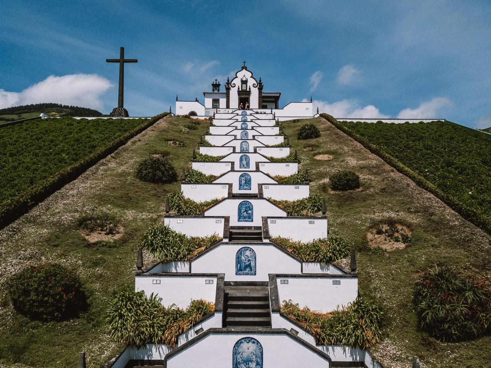 Ermida Nossa Senhora da Paz, Vila Franca do Campo I