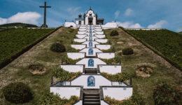 Miradouro e Ermida de Nossa Senhora da Paz – Vila Franca do Campo, Ilha de São Miguel