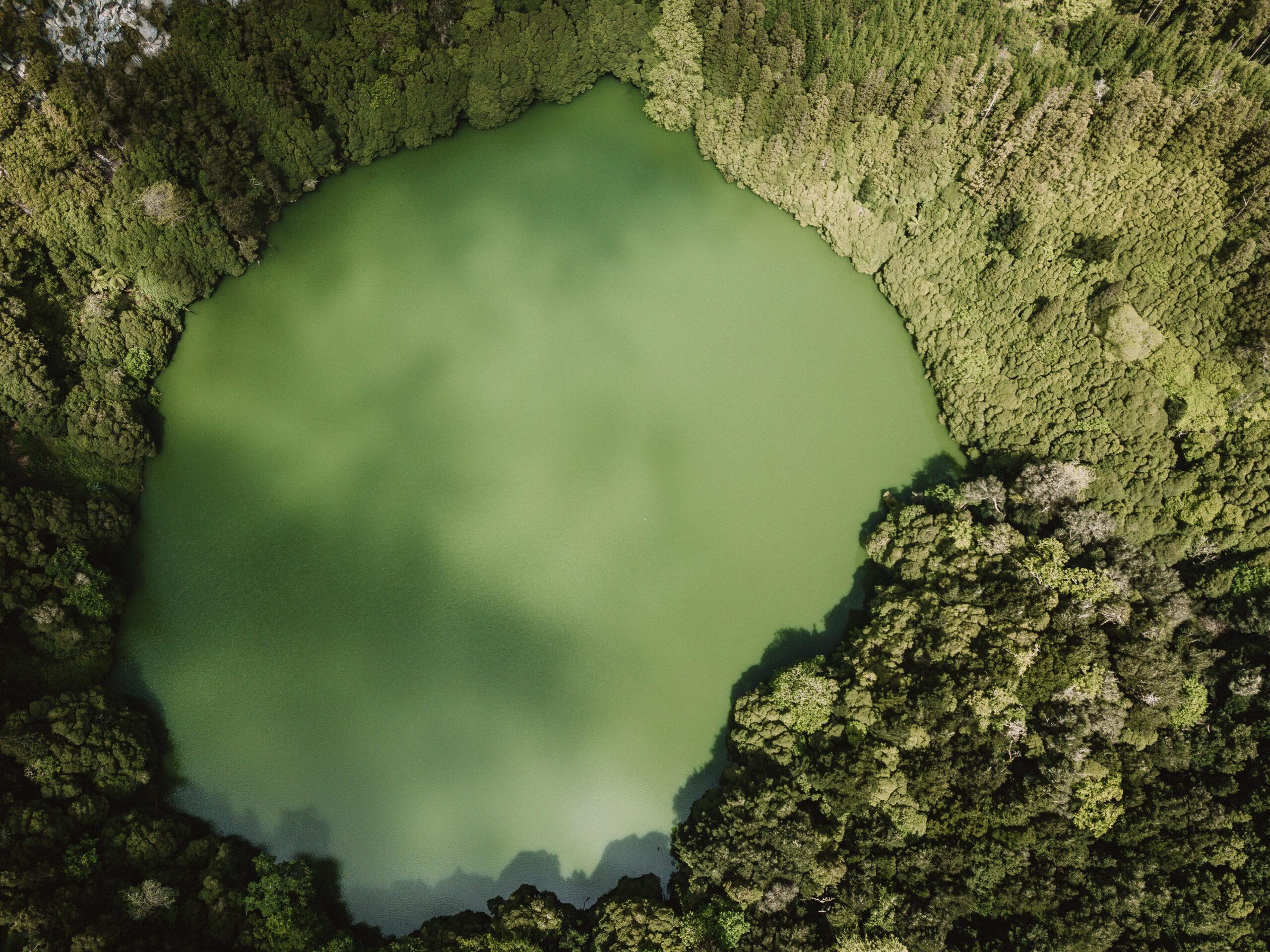 Lagoa do Congro vista aérea
